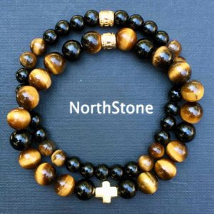 PULSERAS NORHTSTONE DUO BROWN