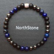 PULSERA PARA HOMBRE NORTHSTONE BOXER BLUE