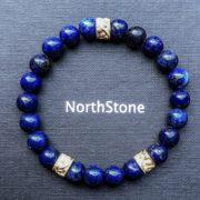 PULSERA PARA HOMBRE NORTHSTONE BLUE