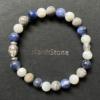 pulsera northstone buda blue mujer