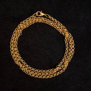 northstone hombre colgante cadena oro