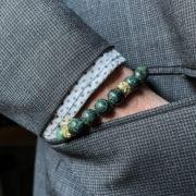 pulsera northstone royal green